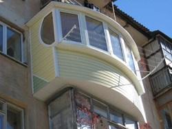 объединение комнаты и балкона в Томске