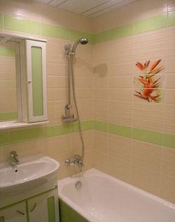 Ремонт ванной в Томске