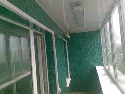 козырьки на балкон в Томске