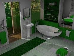 Ремонт ванной комнаты в Томске
